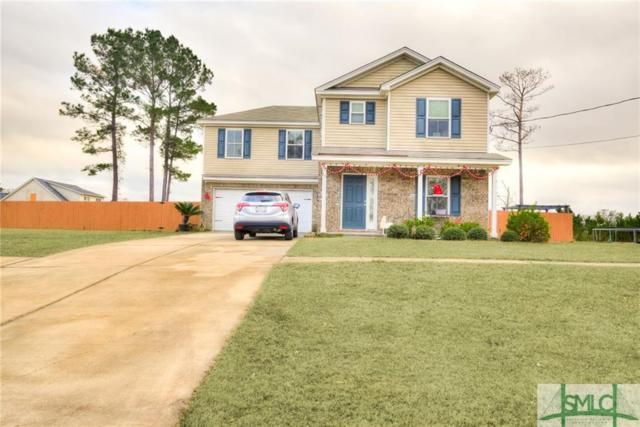 75 Harleigh Lane, Ellabell, GA 31308 (MLS #183439) :: Coastal Savannah Homes