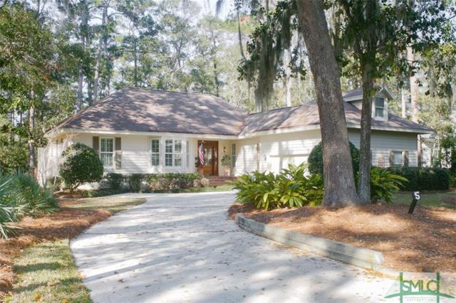 5 Hawksbeard Lane, Savannah, GA 31411 (MLS #183447) :: The Arlow Real Estate Group