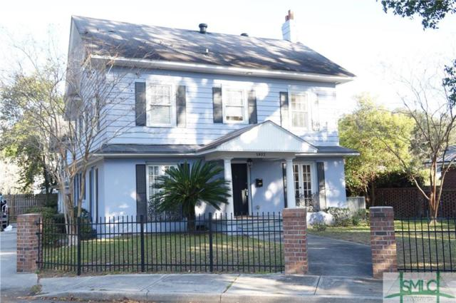 1802 E Henry Street, Savannah, GA 31404 (MLS #183455) :: The Arlow Real Estate Group