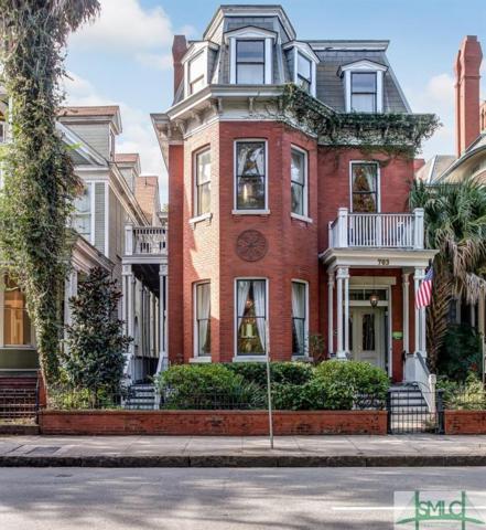 703 Whitaker Street, Savannah, GA 31401 (MLS #183458) :: The Arlow Real Estate Group