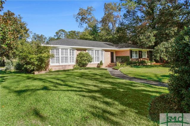 1202 Lawndale Road, Savannah, GA 31406 (MLS #183472) :: The Arlow Real Estate Group