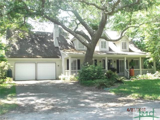 1 Longfield Court, Savannah, GA 31410 (MLS #183481) :: The Arlow Real Estate Group