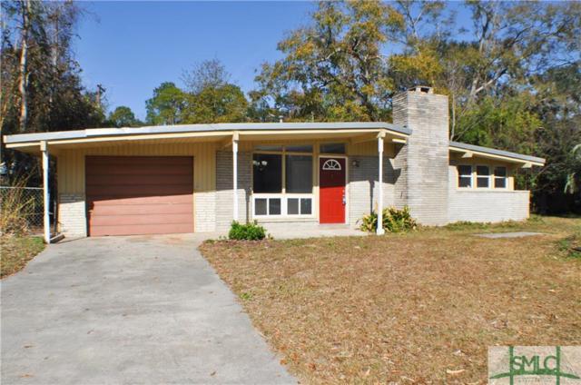 318 Tanglewood Road, Savannah, GA 31419 (MLS #183584) :: Coastal Savannah Homes