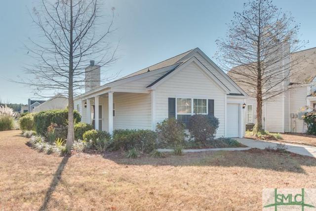 165 Old Pond Circle, Pooler, GA 31322 (MLS #183585) :: Coastal Savannah Homes
