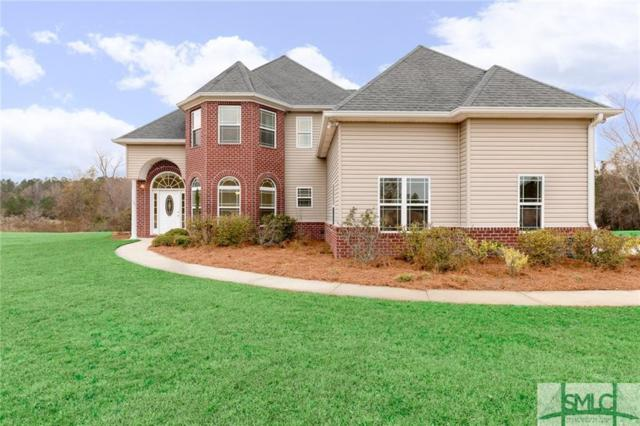 101 Edmondson Drive, Guyton, GA 31312 (MLS #183593) :: The Robin Boaen Group