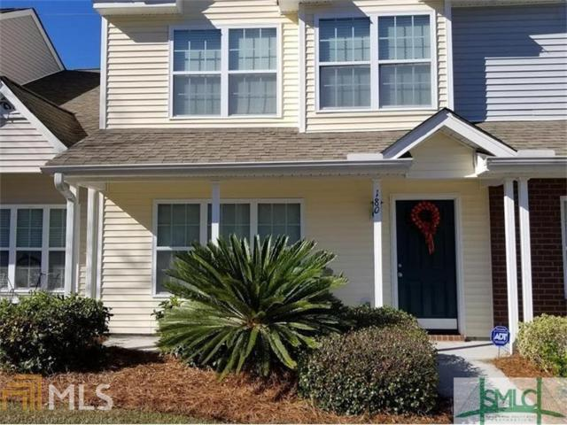 180 Sonata Circle, Pooler, GA 31322 (MLS #183612) :: Coastal Savannah Homes