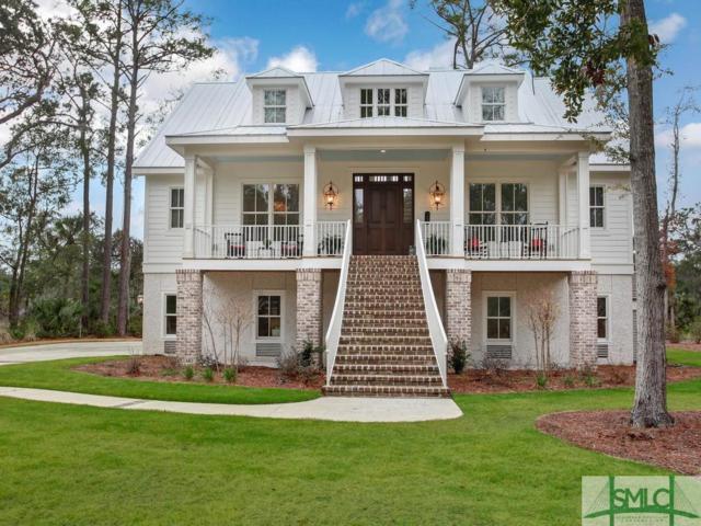 23 Netherclift Way, Savannah, GA 31411 (MLS #183613) :: Coastal Savannah Homes