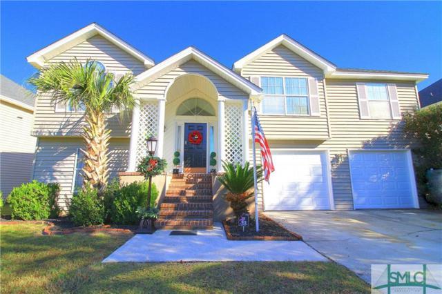 111 Teakwood Drive, Savannah, GA 31410 (MLS #183622) :: Coastal Savannah Homes