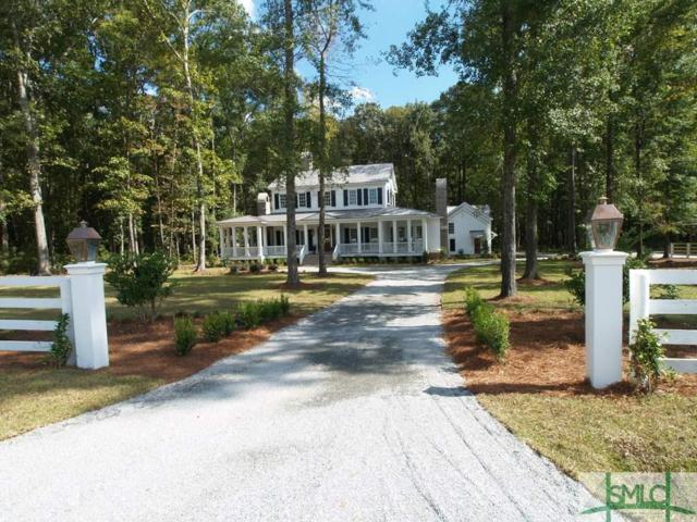61 Travelers, Richmond Hill, GA 31324 (MLS #183685) :: The Arlow Real Estate Group