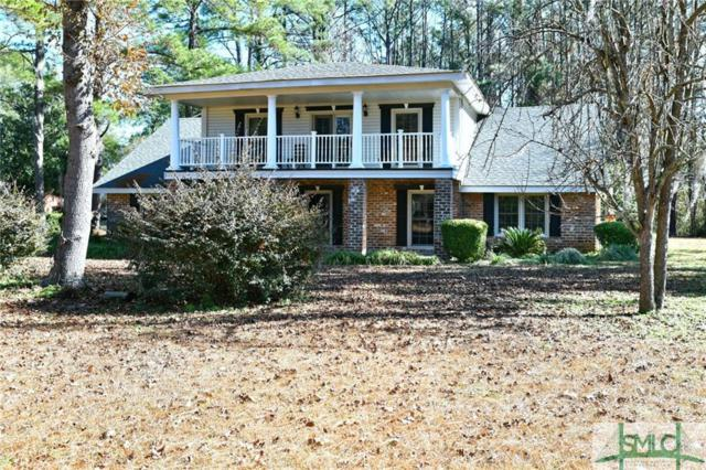10804 White Bluff Road, Savannah, GA 31406 (MLS #183710) :: Liza DiMarco
