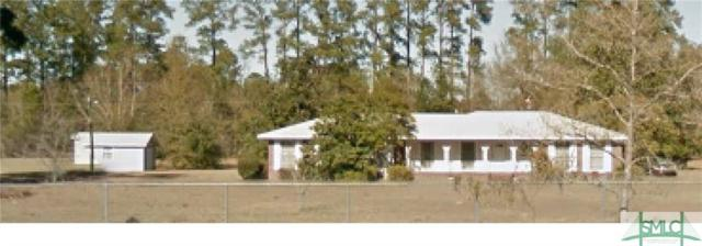 3135 Us Highway 80, Bloomingdale, GA 31302 (MLS #183741) :: Coastal Savannah Homes
