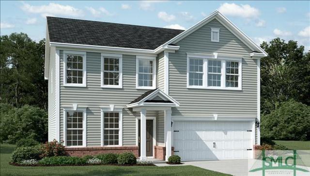 102 Safari Trail, Pooler, GA 31322 (MLS #183751) :: The Arlow Real Estate Group
