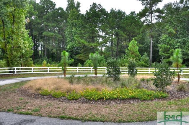143 Pecan Court, Richmond Hill, GA 31324 (MLS #183756) :: Coastal Savannah Homes