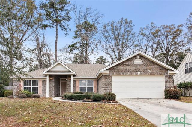 121 Heritage Way, Savannah, GA 31419 (MLS #183799) :: Coastal Savannah Homes