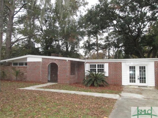 117 Windsor Road, Savannah, GA 31419 (MLS #183812) :: Coastal Savannah Homes