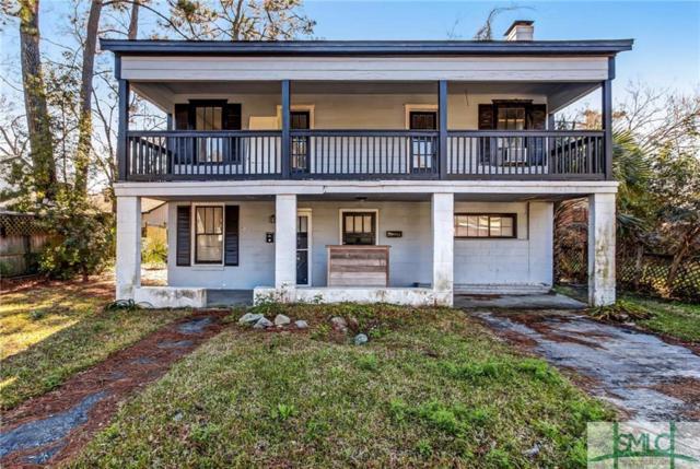 815 E 32nd Street, Savannah, GA 31401 (MLS #183830) :: Coastal Savannah Homes