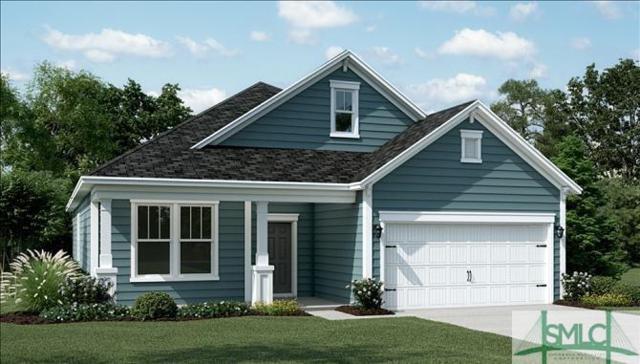 201 Gazelle Lane, Pooler, GA 31322 (MLS #183857) :: The Arlow Real Estate Group
