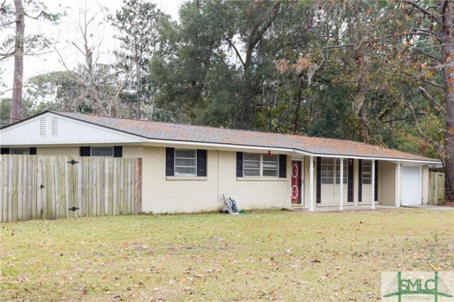 111 Windsor Road, Savannah, GA 31419 (MLS #183877) :: Coastal Savannah Homes