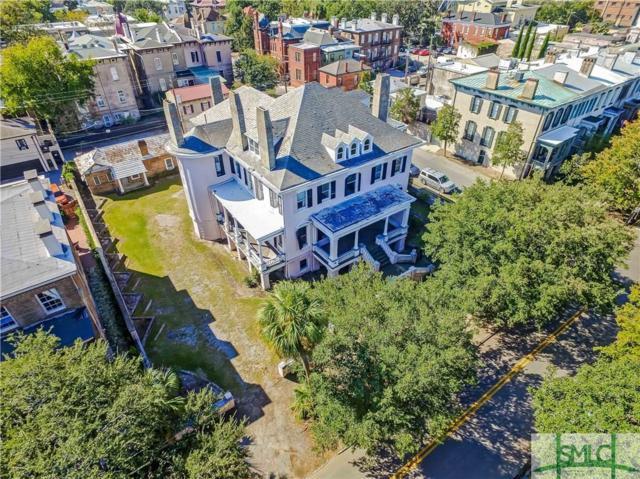 303 E Gaston Street, Savannah, GA 31401 (MLS #183932) :: Coastal Savannah Homes