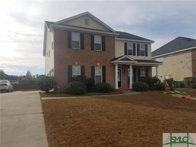 260 Pink Dogwood Lane, Pooler, GA 31322 (MLS #183944) :: Karyn Thomas