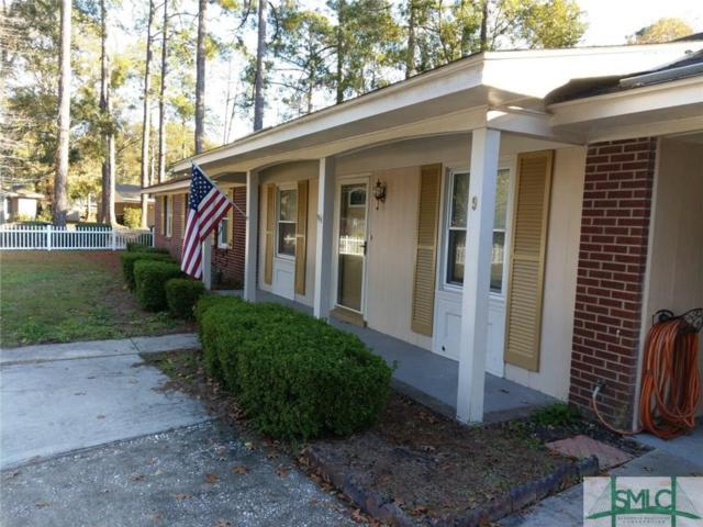 9 Benita Court, Savannah, GA 31406 (MLS #183952) :: Coastal Savannah Homes
