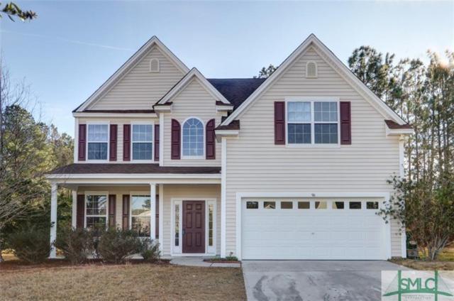 96 Coopers Lane, Pooler, GA 31322 (MLS #183959) :: Coastal Savannah Homes