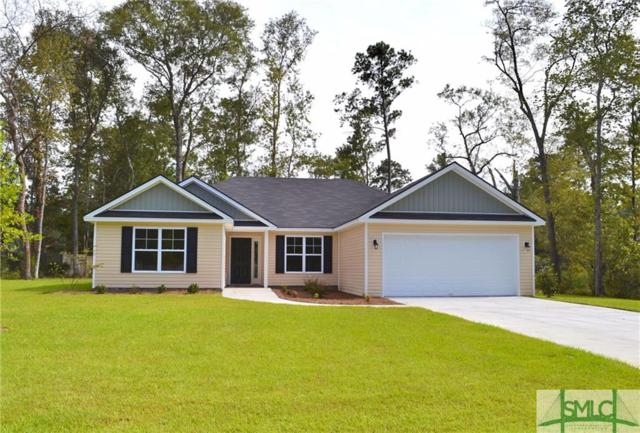 202 Crooked Oaks Drive, Rincon, GA 31326 (MLS #184018) :: Coastal Savannah Homes