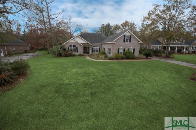 137 Chastain Circle, Richmond Hill, GA 31324 (MLS #184021) :: Coastal Savannah Homes