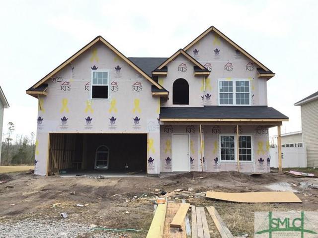 1085 Marne Boulevard, Hinesville, GA 31313 (MLS #184024) :: Coastal Savannah Homes