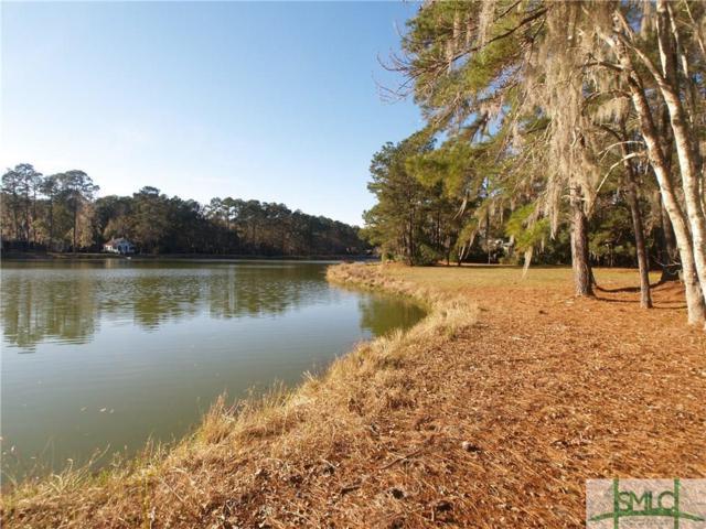 416 Spanish Moss Lane, Richmond Hill, GA 31324 (MLS #184035) :: Coastal Savannah Homes
