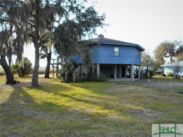 224 Planting Hammock Road, Midway, GA 31320 (MLS #184054) :: Coastal Savannah Homes
