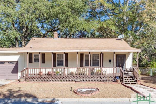 2112 E 57th Street, Savannah, GA 31404 (MLS #184062) :: Coastal Savannah Homes