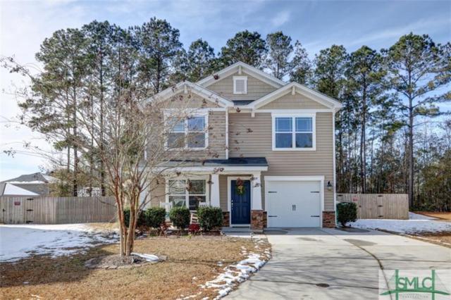 453 Lions Den Drive, Pooler, GA 31322 (MLS #184111) :: Coastal Savannah Homes