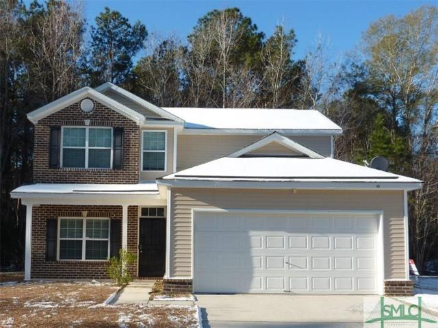 39 Ross Way, Richmond Hill, GA 31324 (MLS #184118) :: Coastal Savannah Homes