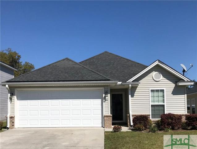 191 Calm Oaks Circle Circle, Savannah, GA 31419 (MLS #184119) :: The Arlow Real Estate Group