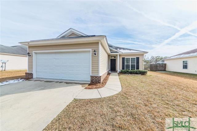 367 Ivey Street, Richmond Hill, GA 31324 (MLS #184127) :: Coastal Savannah Homes