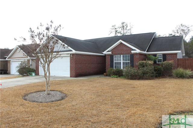 119 W Tahoe Drive, Savannah, GA 31405 (MLS #184130) :: The Arlow Real Estate Group