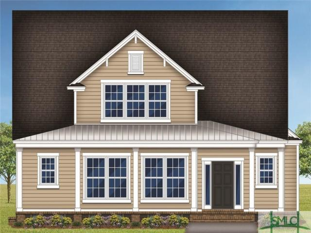 144 Ridgewood Park Drive S, Richmond Hill, GA 31324 (MLS #184165) :: Coastal Savannah Homes