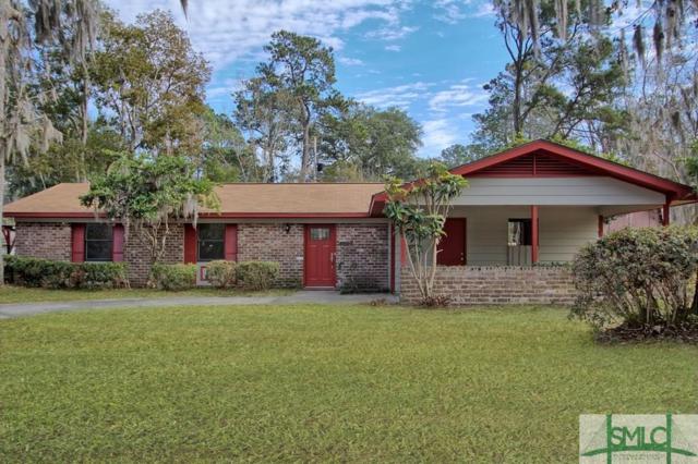 12422 Largo Drive, Savannah, GA 31419 (MLS #184170) :: Coastal Savannah Homes