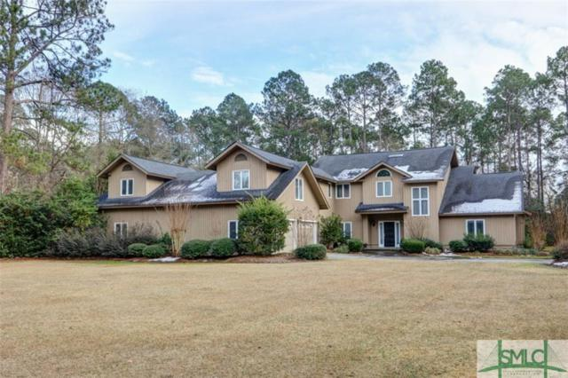 128 Cypress Drive, Rincon, GA 31326 (MLS #184181) :: The Randy Bocook Real Estate Team