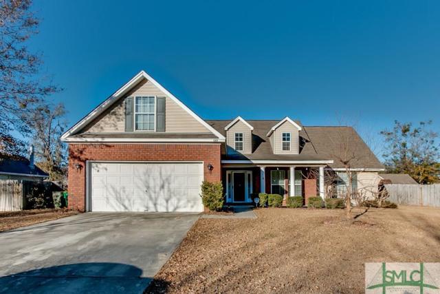 163 Silverton Road, Pooler, GA 31322 (MLS #184184) :: Coastal Savannah Homes