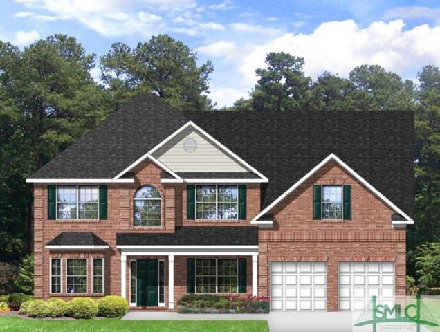 731 English Oak Drive, Hinesville, GA 31313 (MLS #184197) :: Coastal Savannah Homes