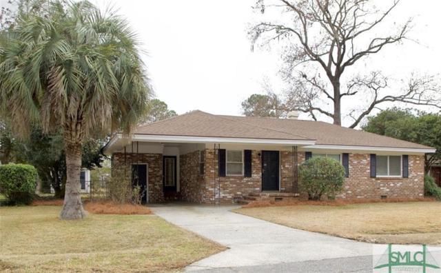 1120 Maribob Circle, Savannah, GA 31406 (MLS #184199) :: Coastal Savannah Homes