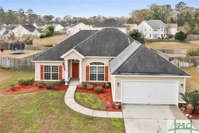 379 Stonebridge Circle, Savannah, GA 31419 (MLS #184204) :: Coastal Savannah Homes