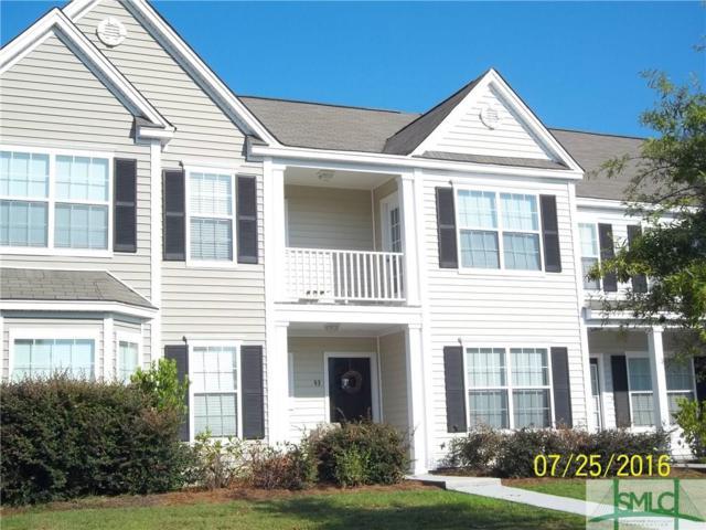 93 Fairgreen Street, Pooler, GA 31322 (MLS #184229) :: Coastal Savannah Homes
