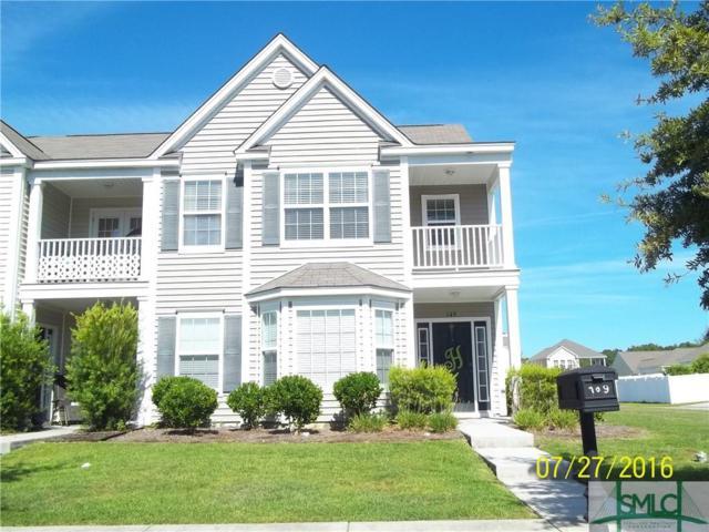 149 Fairgreen, Savannah, GA 31322 (MLS #184232) :: Coastal Savannah Homes