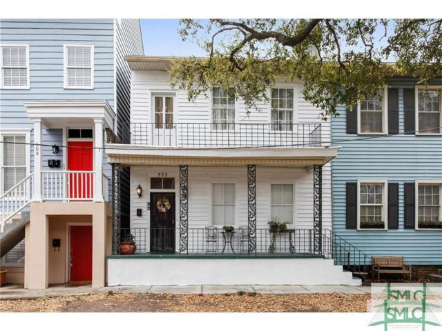503 E Mcdonough Street, Savannah, GA 31401 (MLS #184271) :: Coastal Savannah Homes