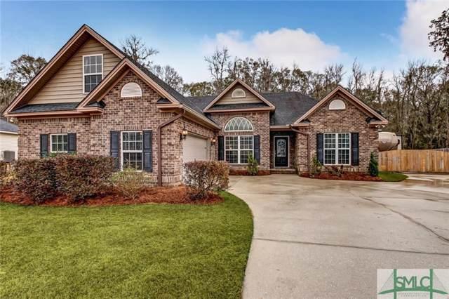 333 Brighton Woods Drive, Pooler, GA 31322 (MLS #184285) :: Coastal Savannah Homes