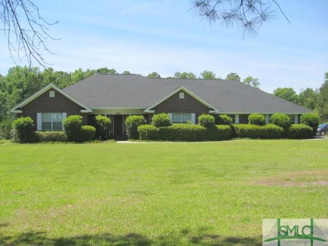 424 Forest Haven Drive, Rincon, GA 31326 (MLS #184291) :: McIntosh Realty Team