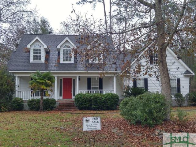 1262 Winterberry Drive NE, Townsend, GA 31331 (MLS #184293) :: Coastal Savannah Homes